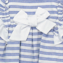 Load image into Gallery viewer, Stripe bow dress