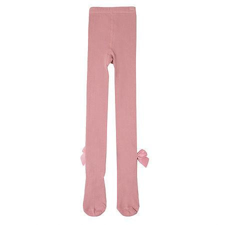 Newness Pink bow tights