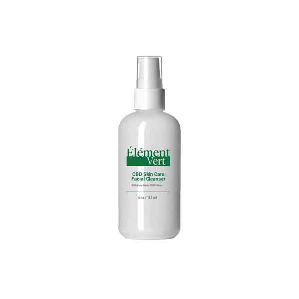Element Vert CBD Facial Cleanser 118ml - Natural Euphoria