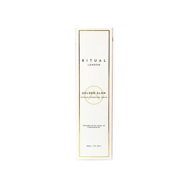 Ritual London 30mg CBD Golden Glow Hydrating Serum 30ml - Natural Euphoria