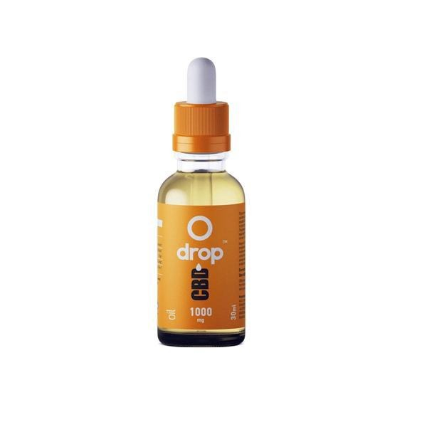 CBD Drop Oil 1000mg CBD 30ml