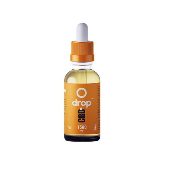 CBD Drop Oil 1500mg CBD 30ml - Natural Euphoria