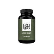 All Round CBD 300mg CBD Full Spectrum Vegan Capsules