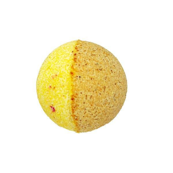 CBD Leaf 100mg CBD Bath Bomb - Energise - Natural Euphoria
