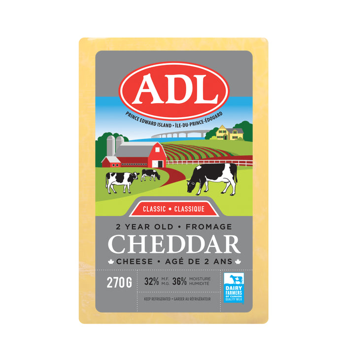 2 Year Old Cheddar