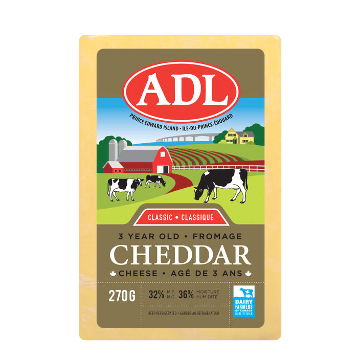 3 Year Old Cheddar