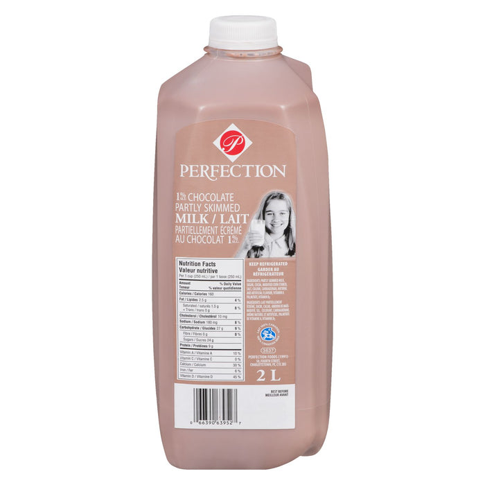1% Chocolate Milk - 2L