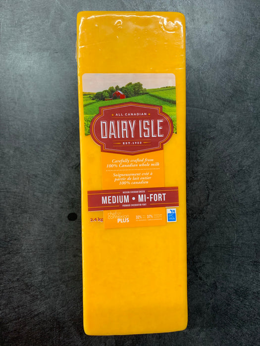 Dairy Isle Medium Bar