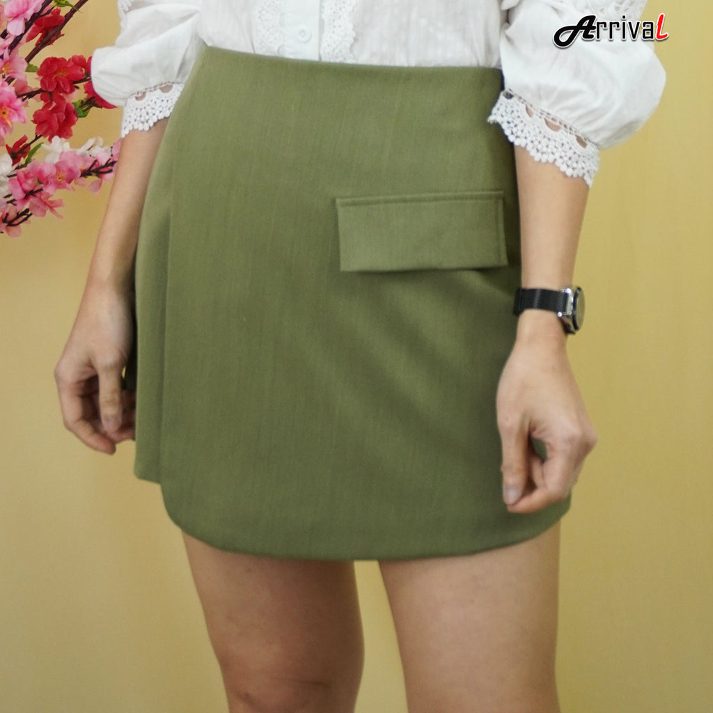 Zachariel Skirt Pants