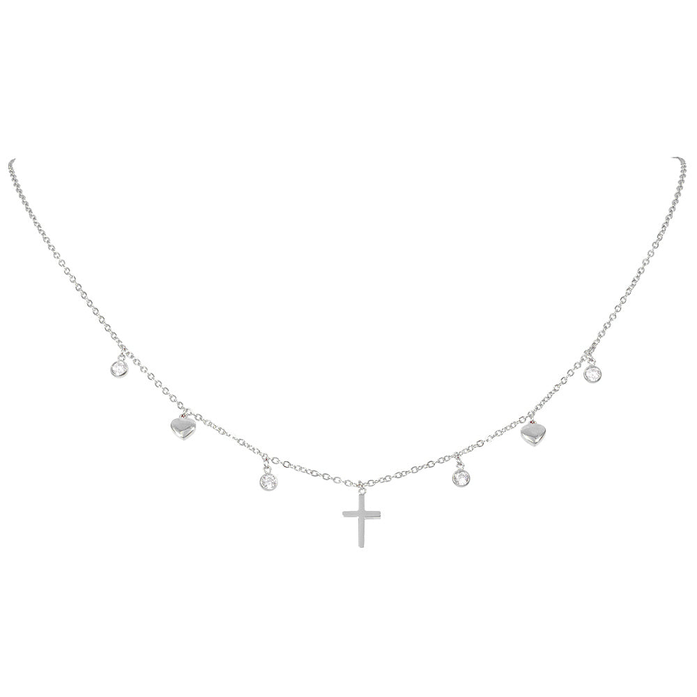 Saint Love Zirconia Choker