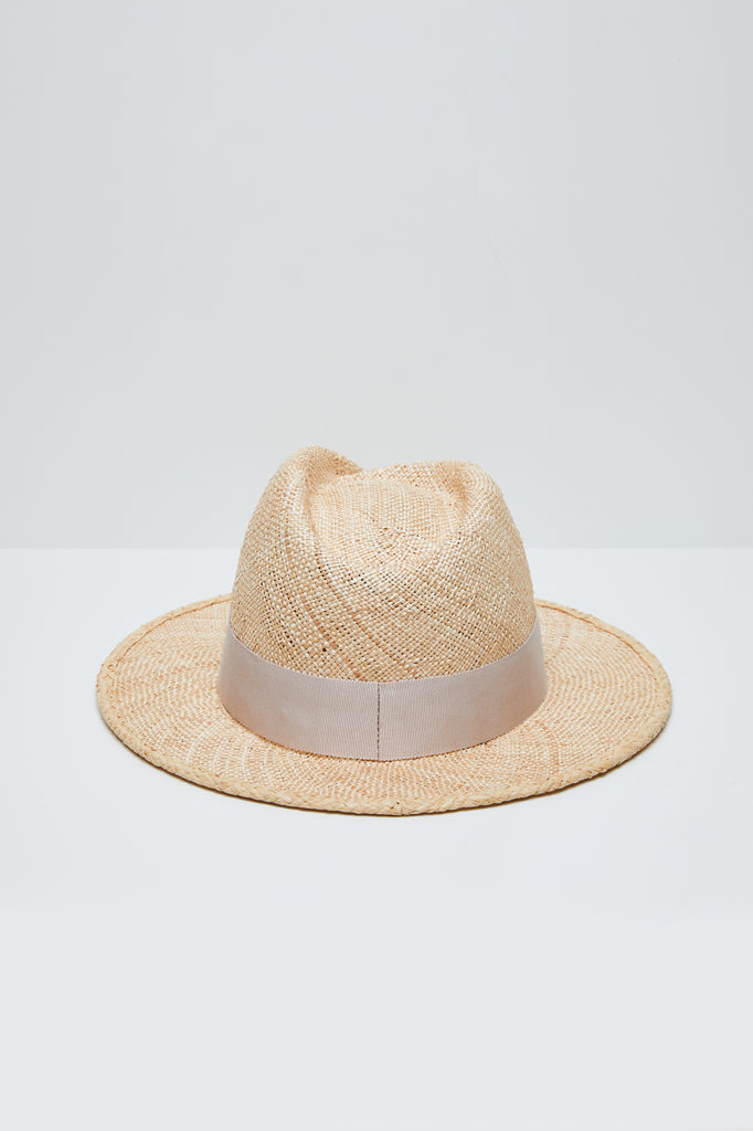 Amaryllis Hat - Natural straw