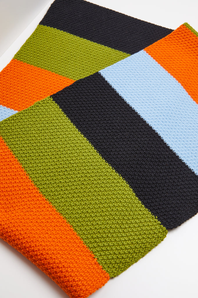 Moor scarf - Striped