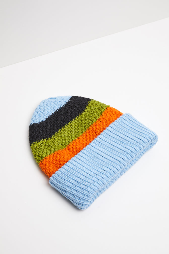 Pampa beanie - Striped