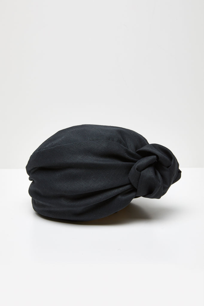 Parelli hat - Black linen