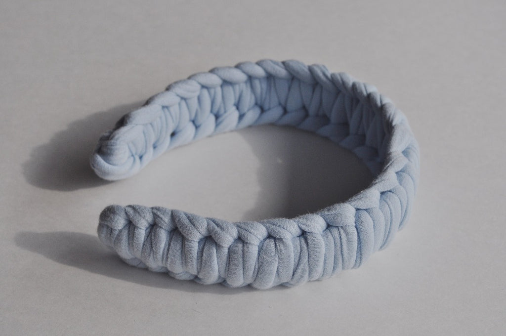 Plicare hairband - Baby blue
