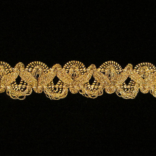 "M751 Single scallop 5/8"" (16mm) - Palladia Passementerie"