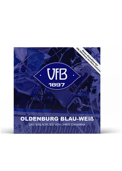 CHRIS CAMARNA - OLDENBURG BLAU-WEIß
