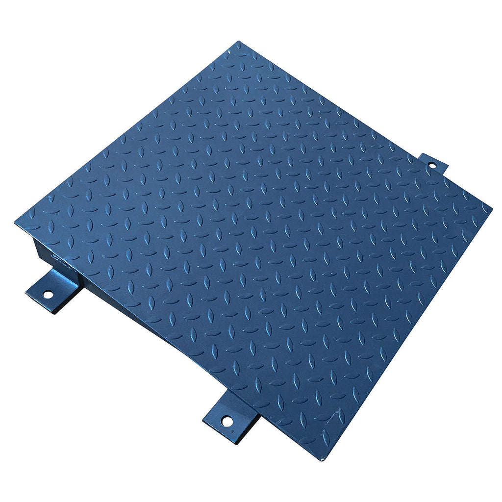 Ramp Painted Steel Diamond Tread Plate