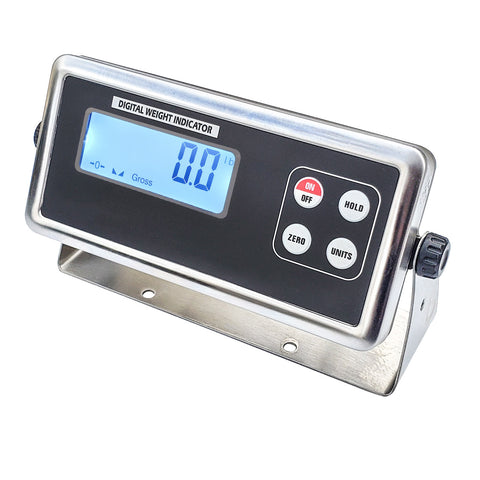 LCD Shipping Scale Indicator ABS
