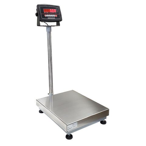 "16"" x 20"" x 4.25""H Econ Bench Scale 400 lbs"