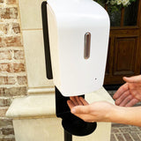 Touch-Free Hand Sanitizer Dispensing System- Selfstanding
