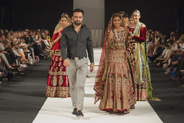 Pakistan Fashion Week 13, London