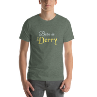 Born in Derry, A