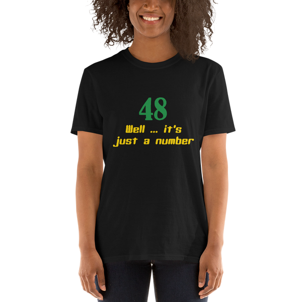 48 it's just a number