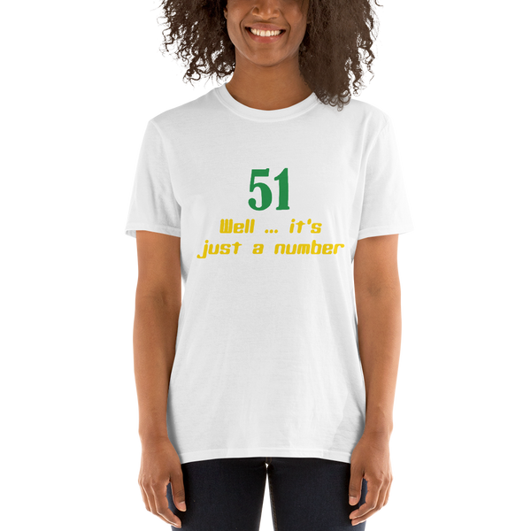 51 it's just a number