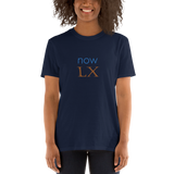 Now LX (now 60, Roman numerals) - celebrate the birthday