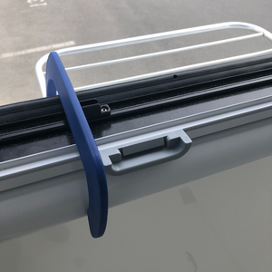 Adjustable Window Drying Rack