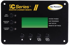 Load image into Gallery viewer, 2000 WATT PURE SINE WAVE INVERTER + 100 AMP CHARGER - 50A TS
