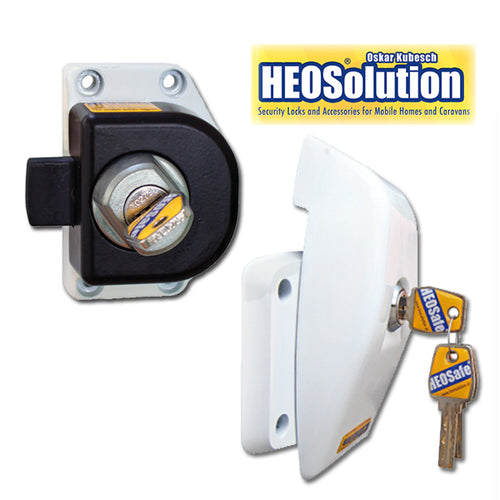 Ford Transit 2013-21 Full Van Security Lock Set by HEO Solutions