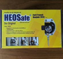 Load image into Gallery viewer, Ford Transit 2013-19 Front Door Lock Set by HEO Solutions