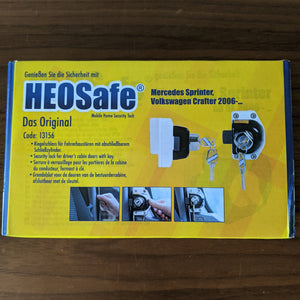 Mercedes Sprinter 2006-18 Front Door Lock Set by HEO Solutions