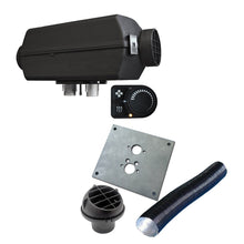 Load image into Gallery viewer, Planar Diesel Air Heater 2D-12 High Altitude w/ Truck Install Kit