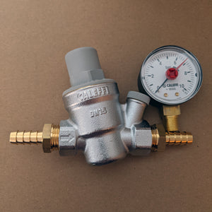 pressure safety regulator