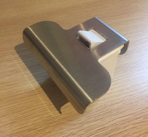 Finger Pull Drawer Latch 100mm
