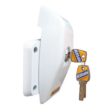Load image into Gallery viewer, HEOSafe® Swivel Security lock for Vans & Military trucks (single)
