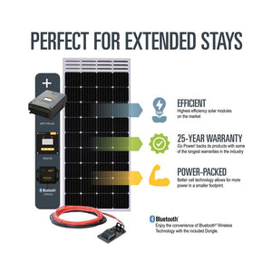 760-Watt Solar - All Electric Kit by Go Power
