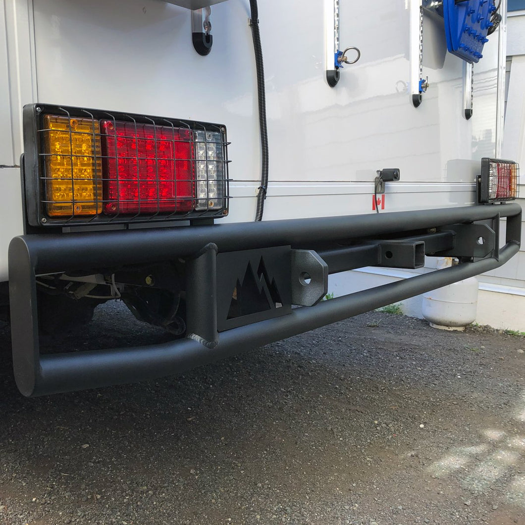 Ford Transit Cab Chassis Rear Bumper