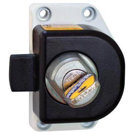 Driver side door lock
