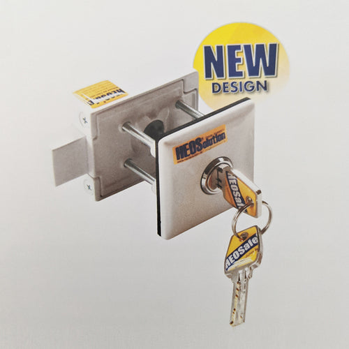 HEOSafe® VAN Security:  Universal Lock