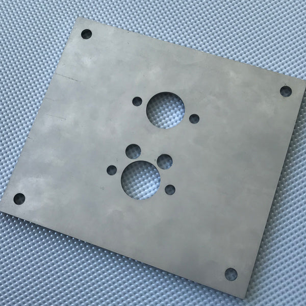 Mounting Plate for Planar 2D