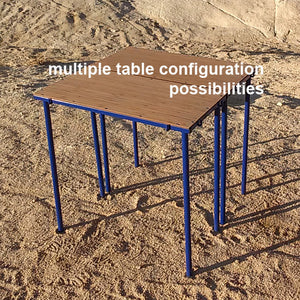 Camp Table Kit By TemboTusk