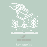 5 easy tips for sustainable living, eco friendly, gardening, bamboo clothing bamboo you bamboo