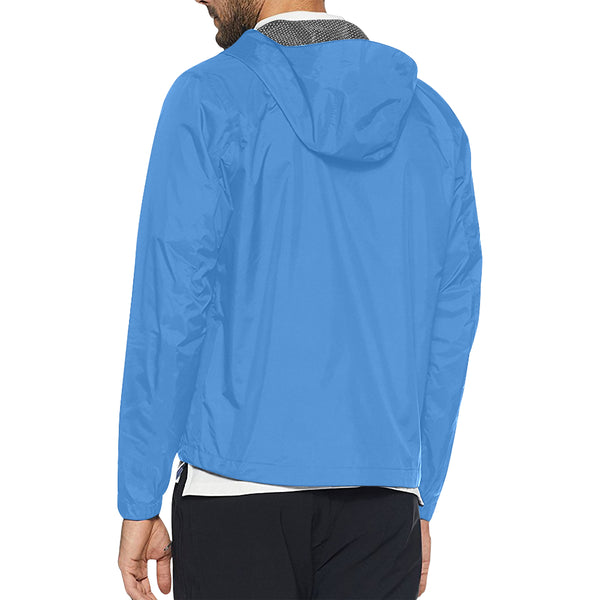 Men's Hooded Windbreaker