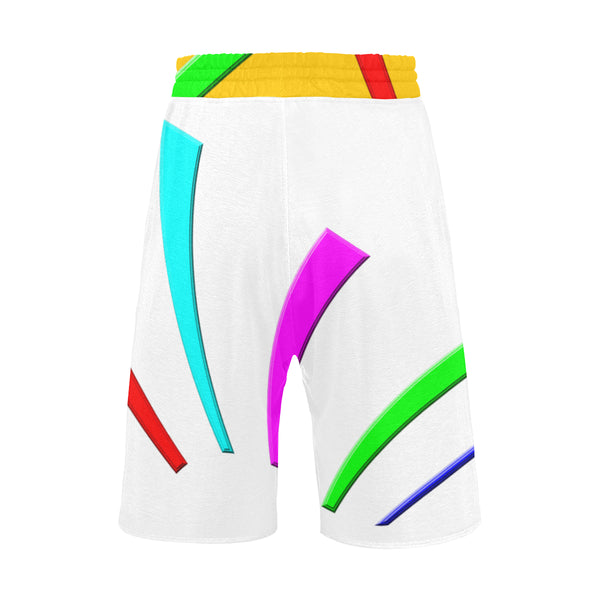 Men's Swimming Trunks Design by Kalent Zaiz