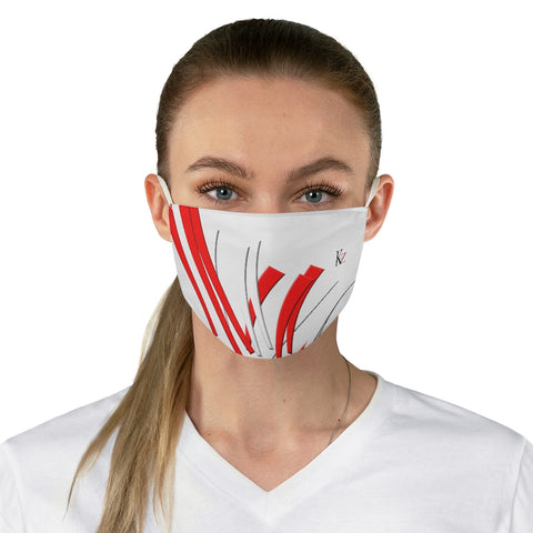 Fabric Face Mask  by Kalent Zaiz
