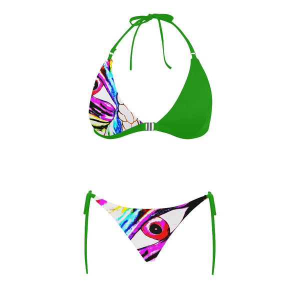 We have some exciting news to share! Since the demand was so high, we decide to create a new colorful sexy bikini. Please enjoy it and send us your pic with our design and we will add it to (OUR CLIENTS PICK UP !!!) section in our home page website